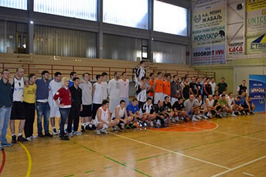 zabalj turnir u basketu
